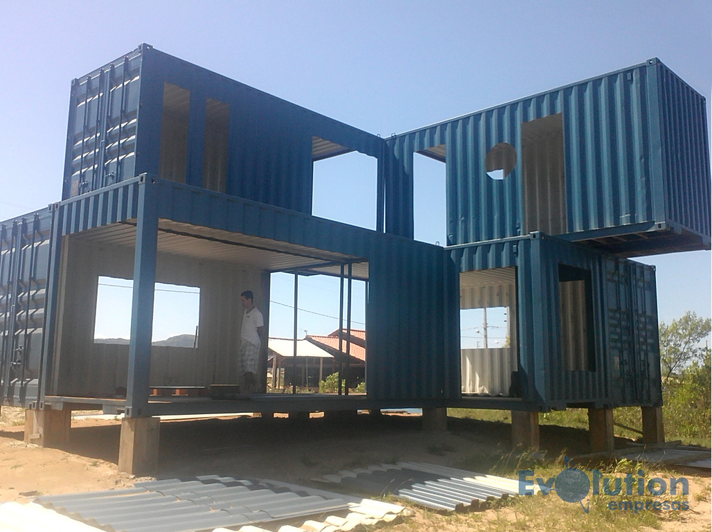 Casa container evolution containers - Casas de containers ...
