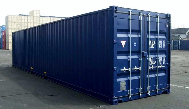 Container Dry Modelo Padrão, Evolution Containers - Itajai - SC