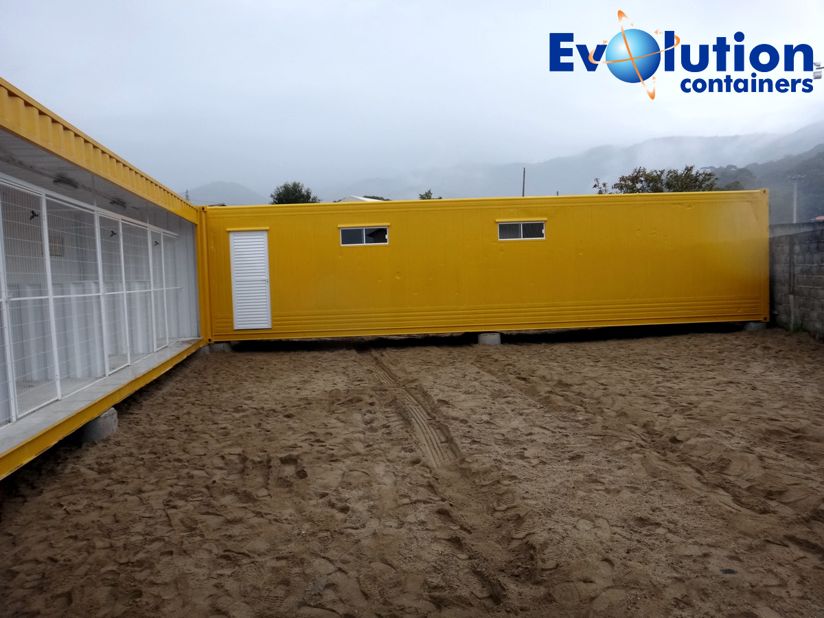 Pet Veterinario - Container Canil (12)