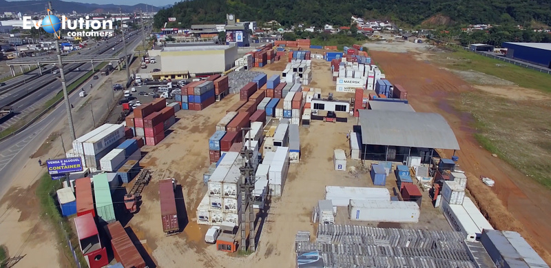 evolution-containers-foto-aerea-itajai-santa-catarina