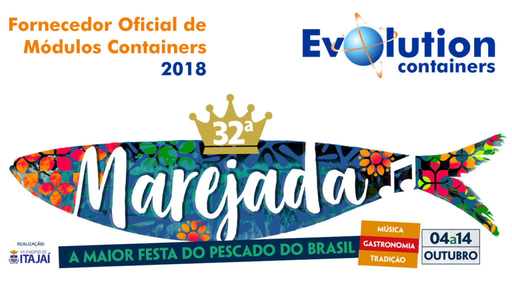 marejada 2018 e evolution containers